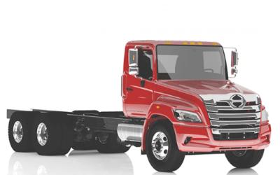 2019 Hino XL8 Heavy Duty Truck